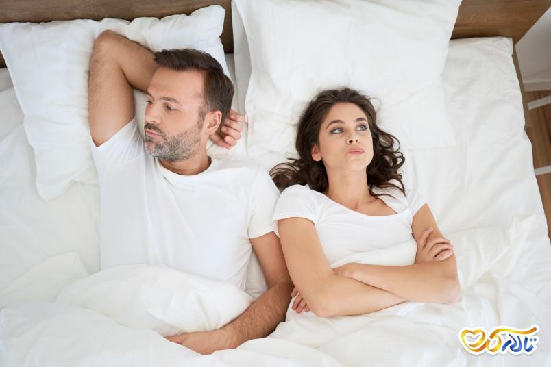 ازدواج بدون رابطه ی جنسی
