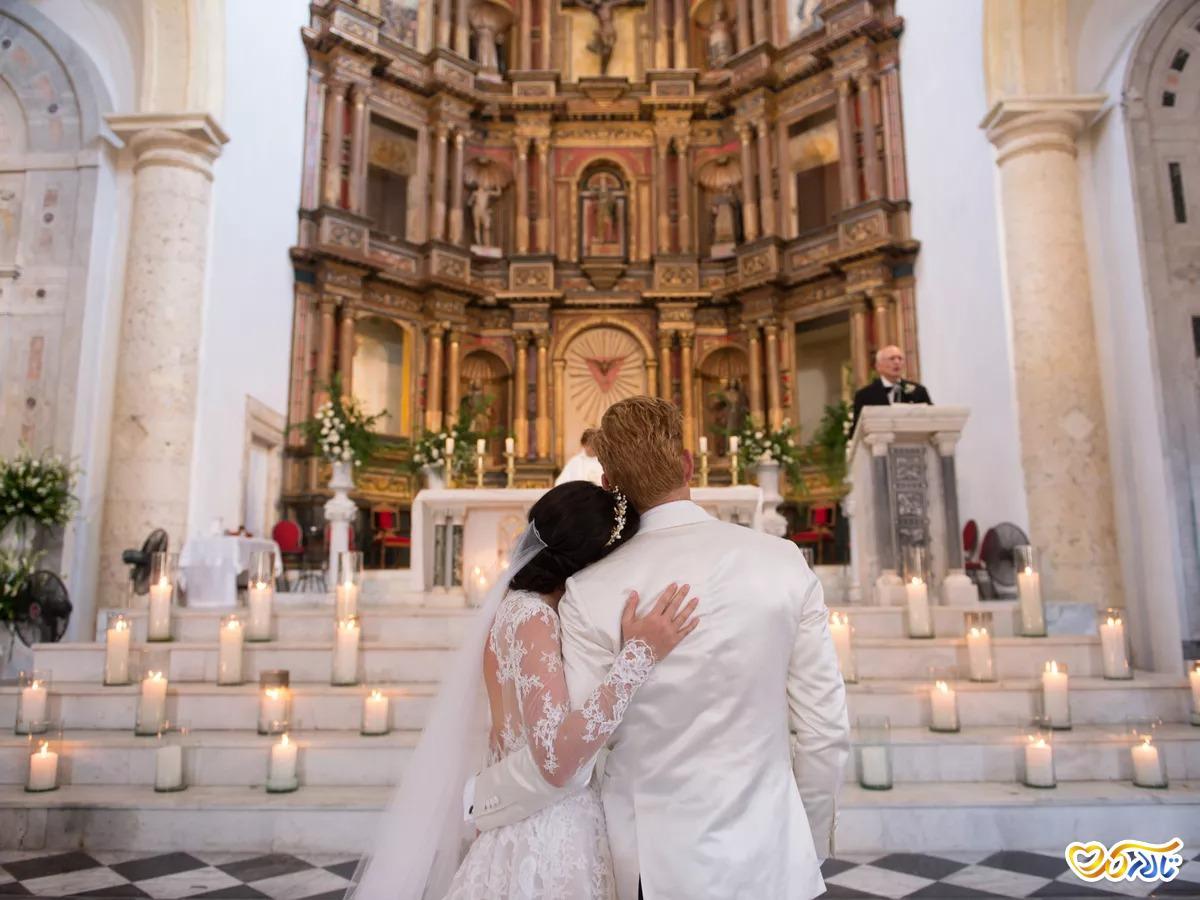 ازدواج مسیحی ها