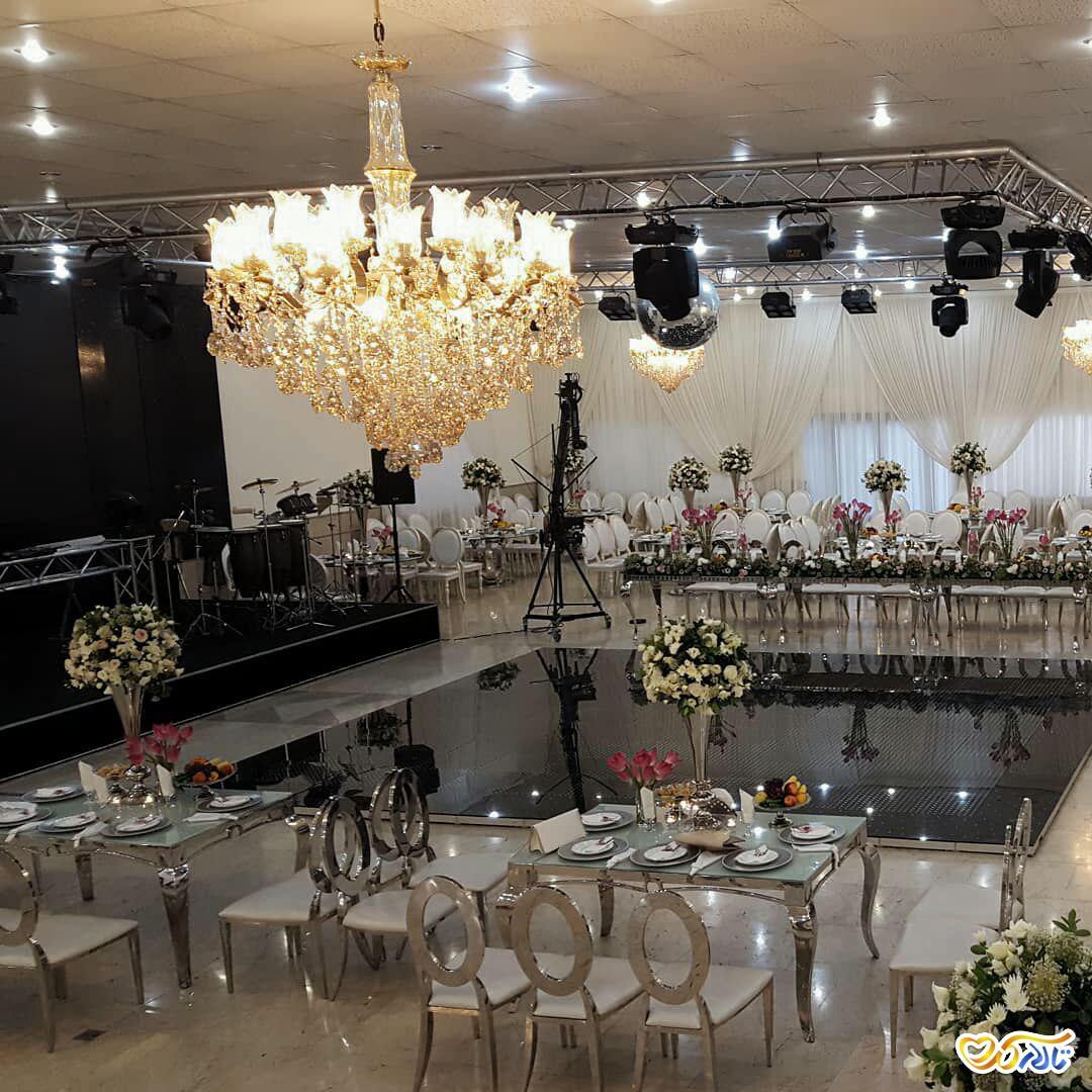 باغ عروسی ایرانی, باغ تالار عروسی ایرانی