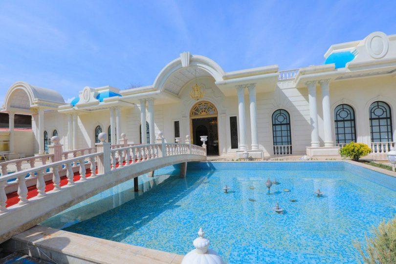 بهترین باغ تالار احمدآباد