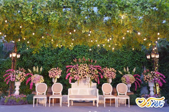 باغ عروسی تالارکده