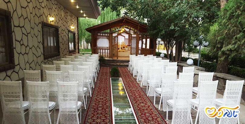 باغ عروسی احمدآباد