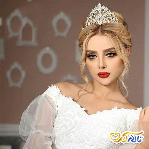 نکات مهم برای انتخاب سبک و مدل موی عروس