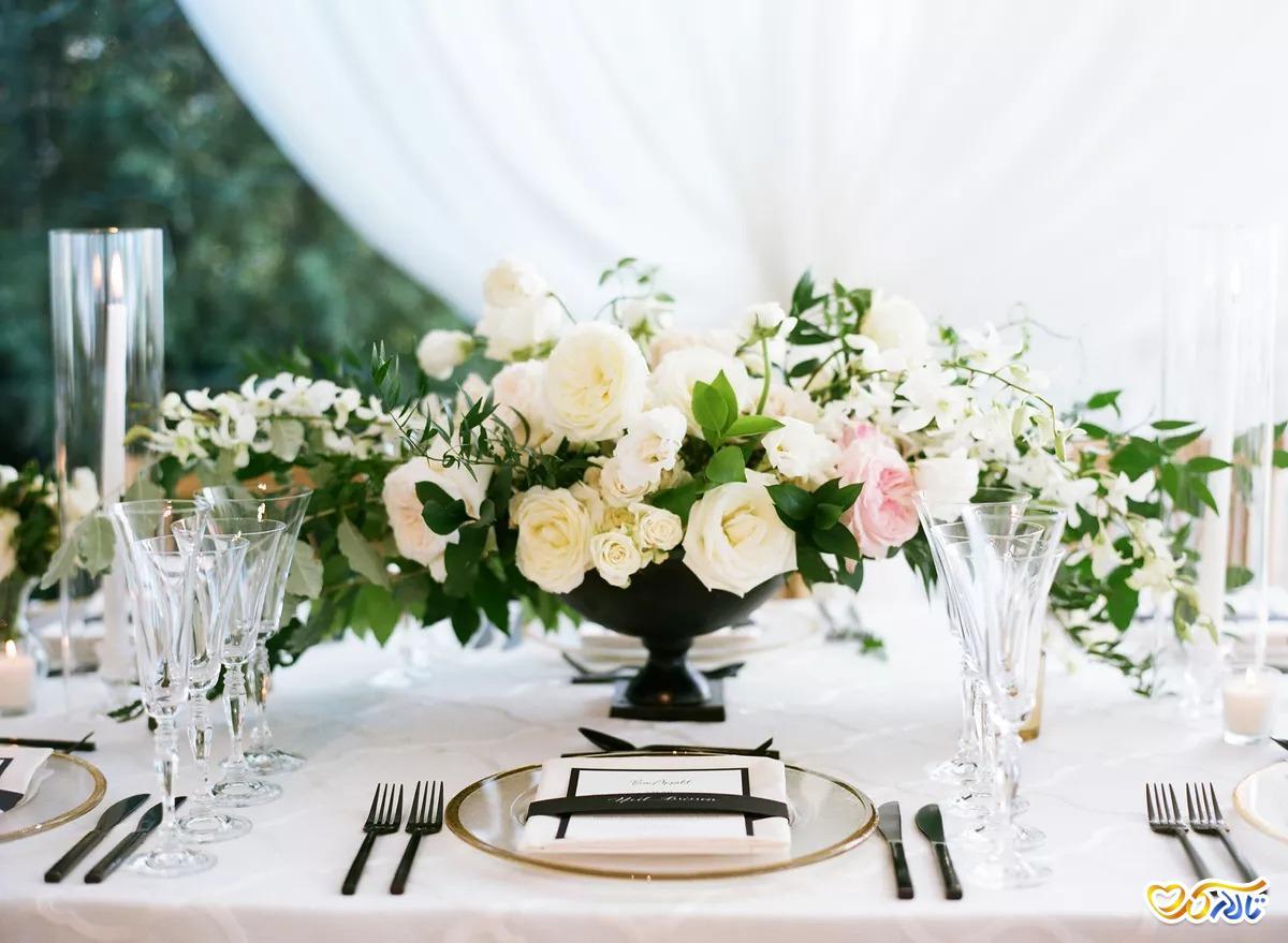 تالار پذیرایی و باغ تالار عروسی