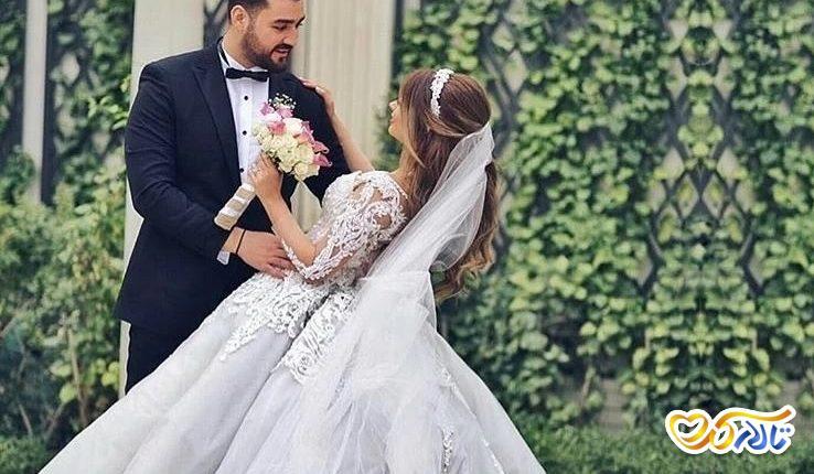 برگزاری مراسم عقد و عروسی