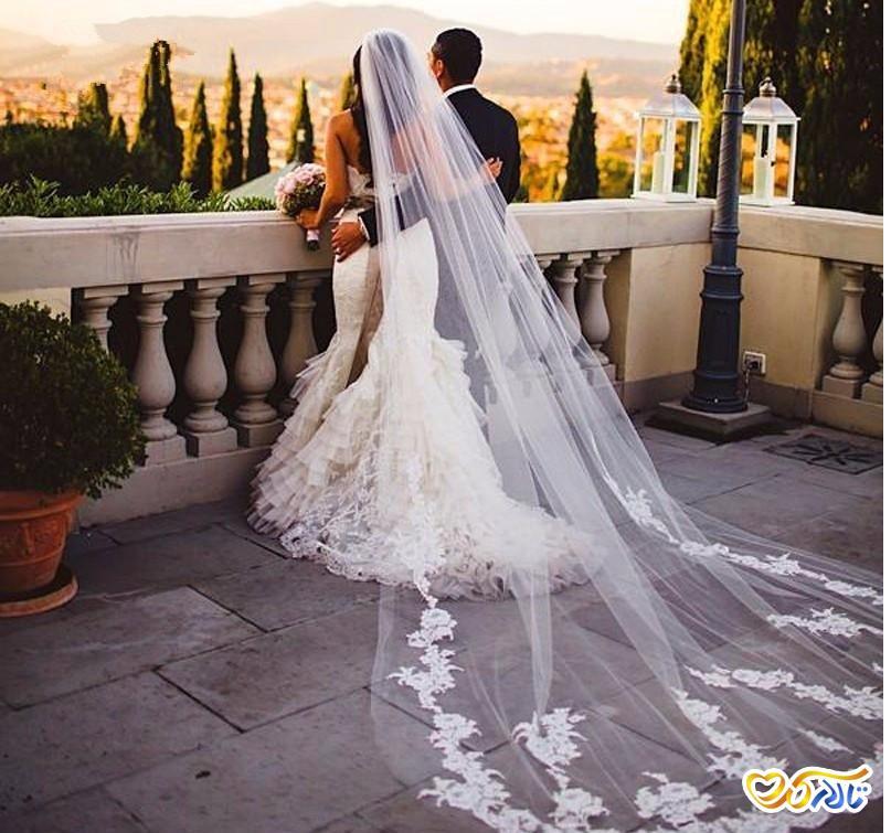 تور عروس مانتیلا