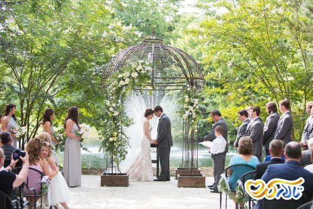 جشن عروسی خودمانی