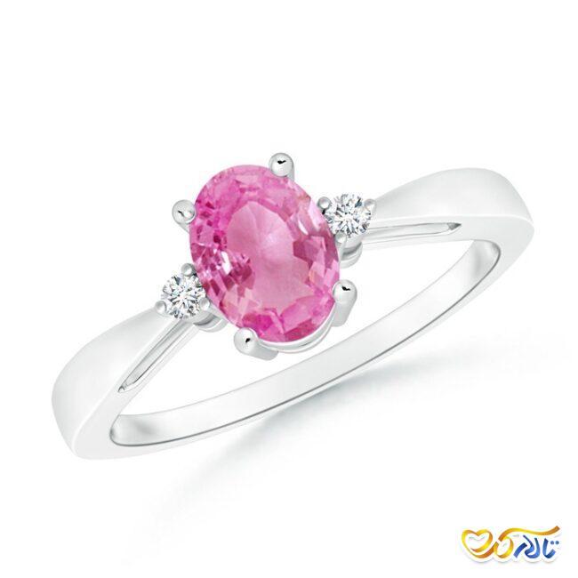 حلقه عروسی جواهر
