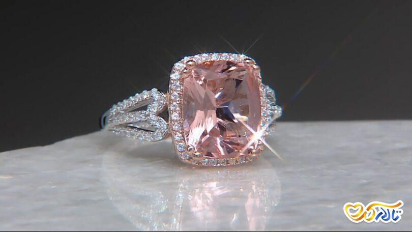 حلقه عروسی زیبا