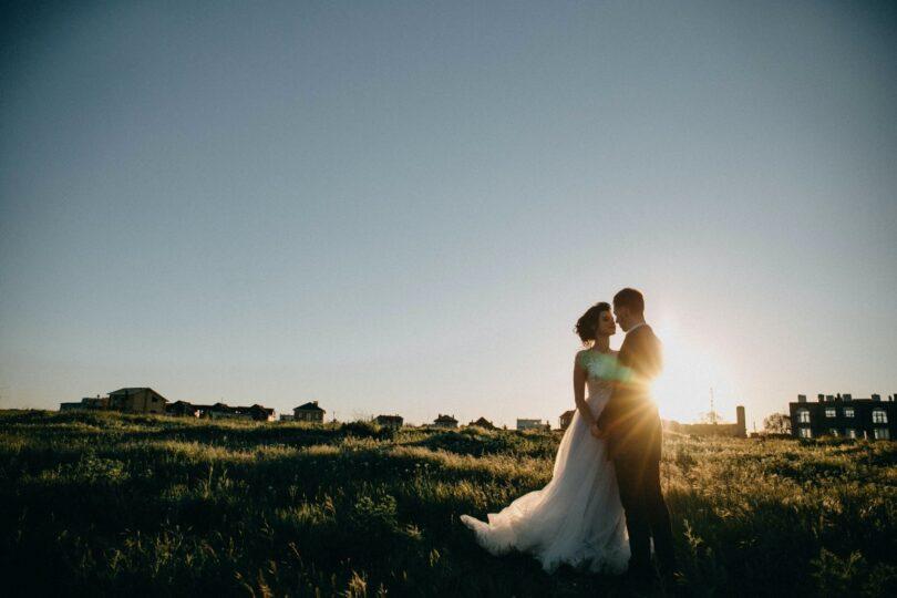 عروس و داماد در جشن حنابندان و عروسی