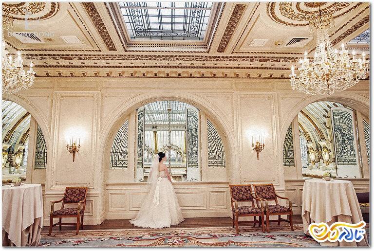 عمارت عقد خانه عقد محضر ازدواج