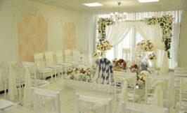سالن عقد و دفتر ازدواج مهرآذین
