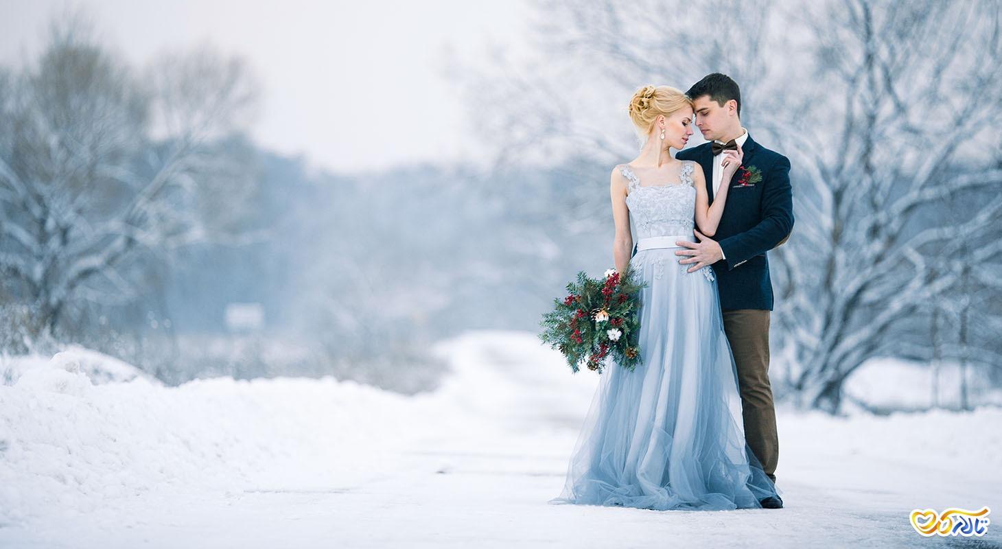 عکس عروسی زیبا