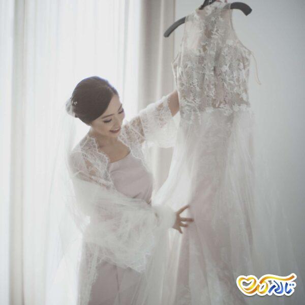 لباس عروسی, انتخاب لباس عروس