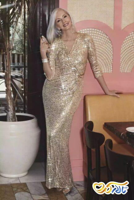 لباس مجلسی شاین