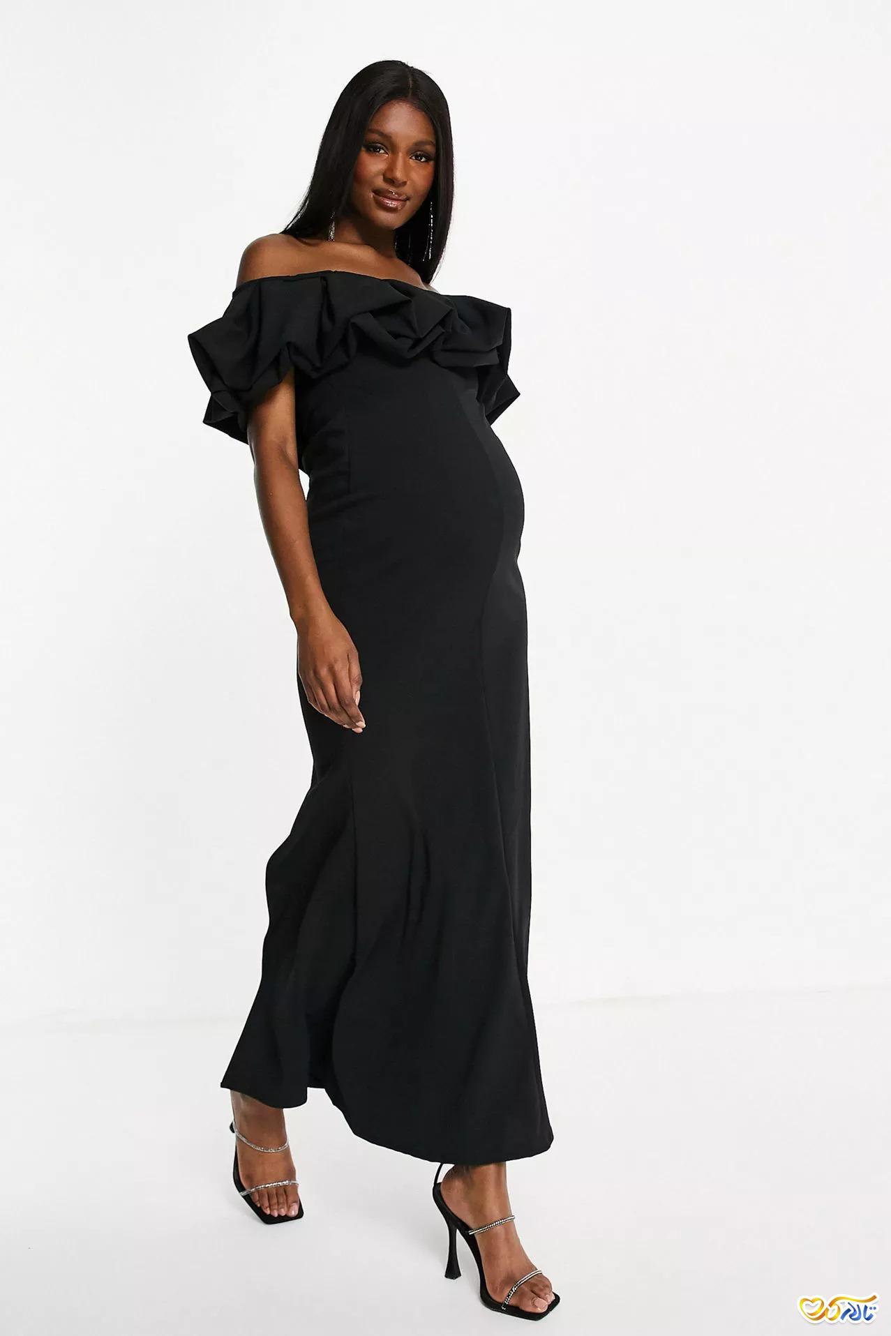 لباس مهمانی بارداری
