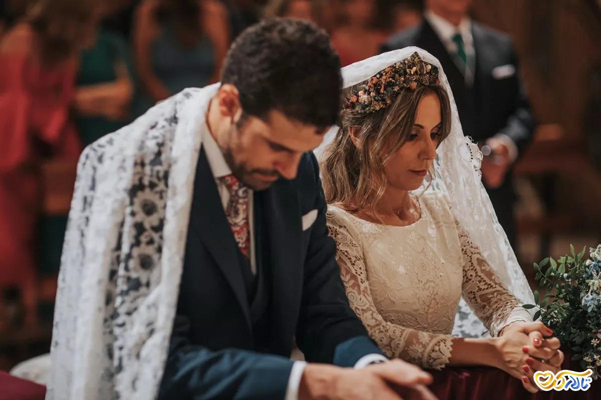 مراسم عروسی کاتولیک
