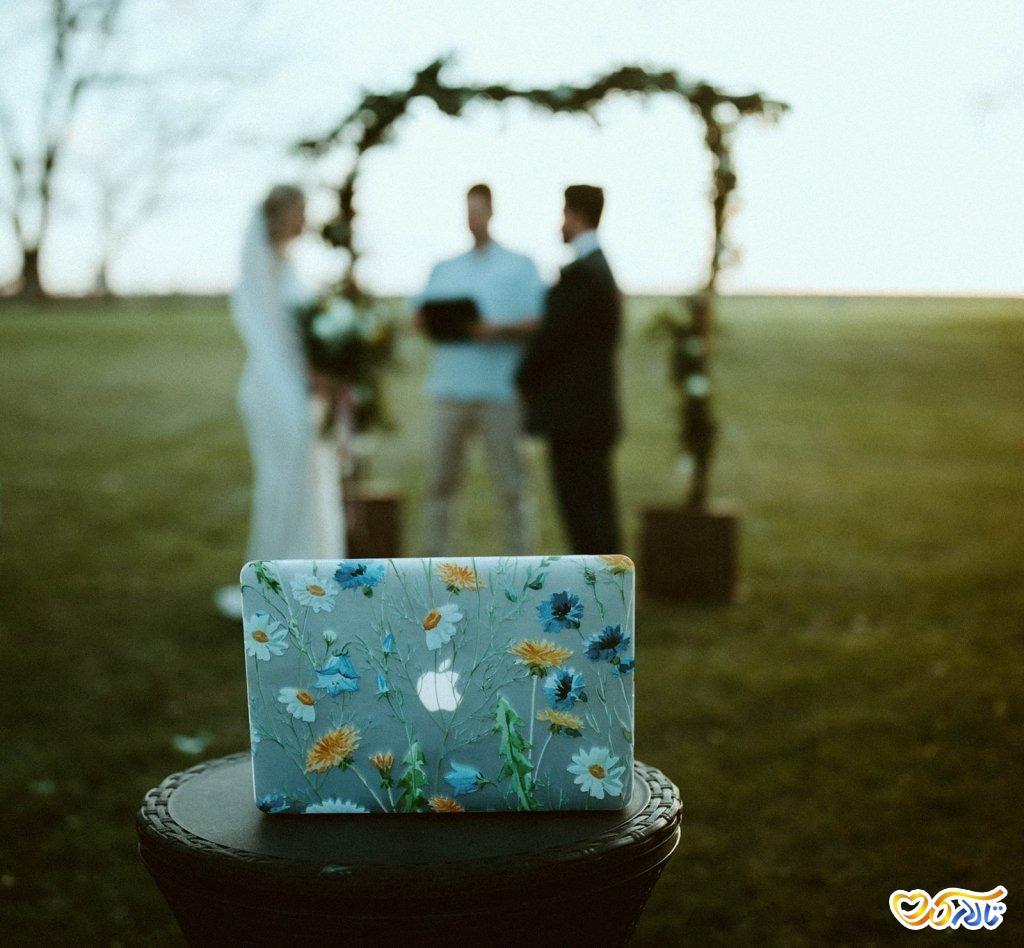 پخش زنده ی جشن عقد و عروسی