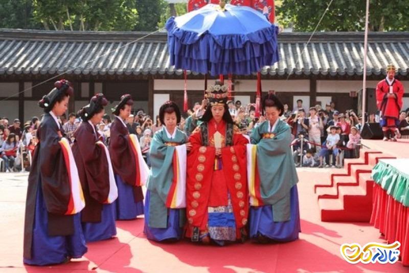 مراسم عقد و جشن ازدواج در کره