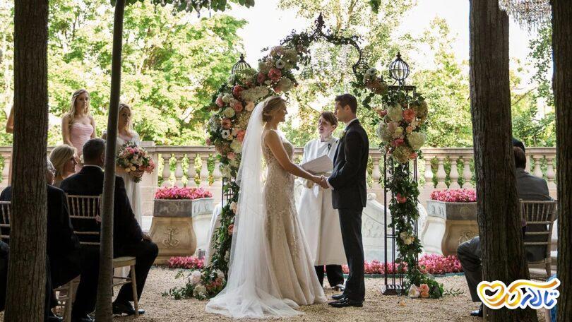 مراسم عقد و جشن عروسی خودمانی