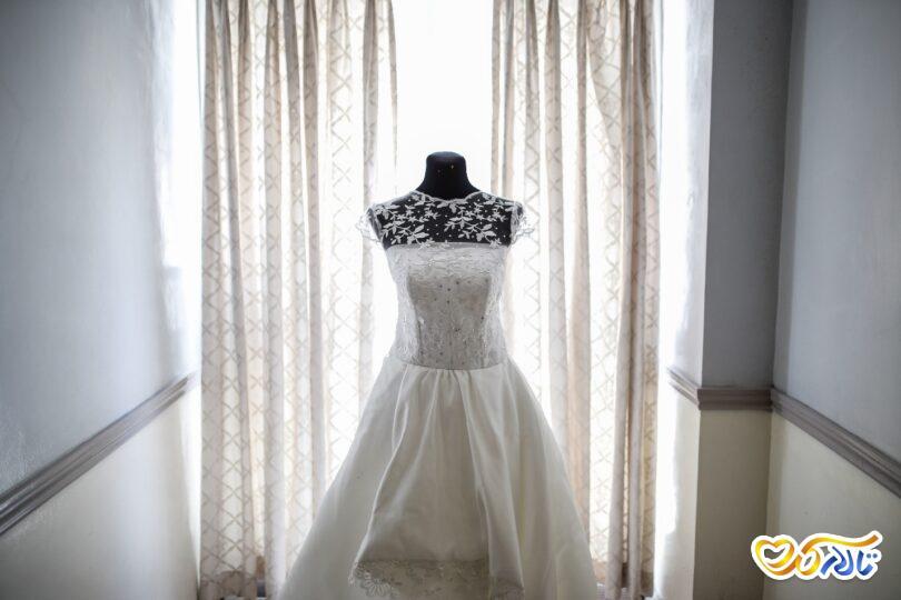لباس عروس برای مراسم عقد و نامزدی