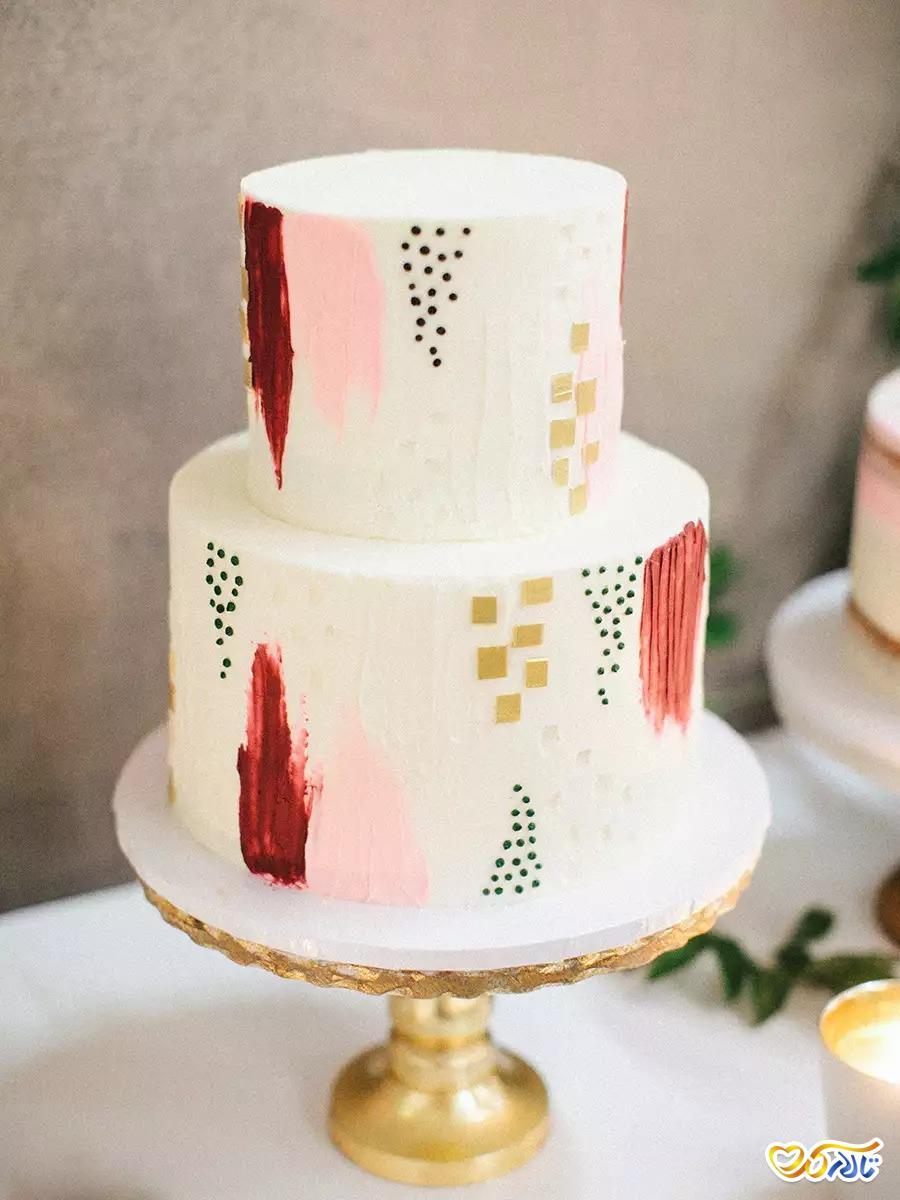 کیک مراسم عقد