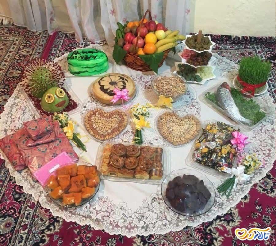 عید قربان برای عروس چه میبرند