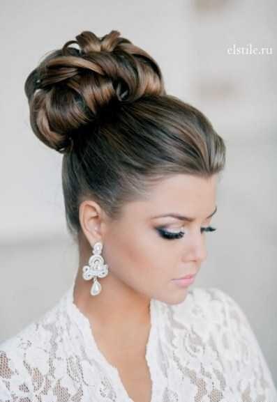 مدل موی مناسب برای عروس