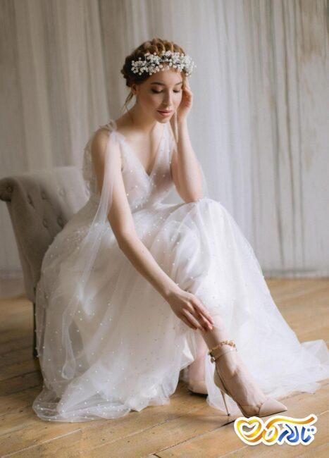 لباس عروس جدید 2021
