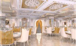 تالار پذیرایی باشگاه صاحبقرانیه