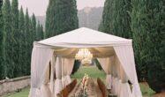 راهنمای نصب و برپایی چادر های عروسی
