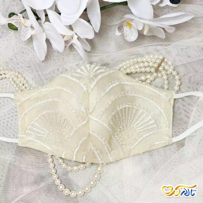ماسک عروسی طرح تور