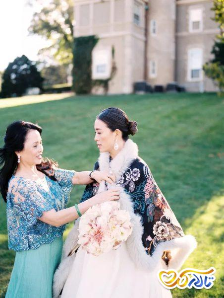 مدل مو مادر عروس و داماد