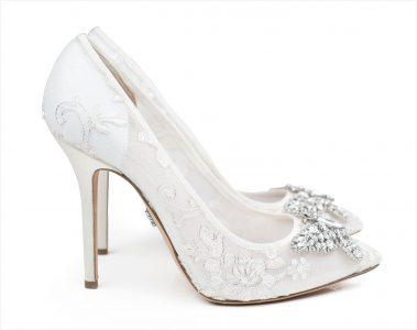 جدید ترین مدل کفش عروس