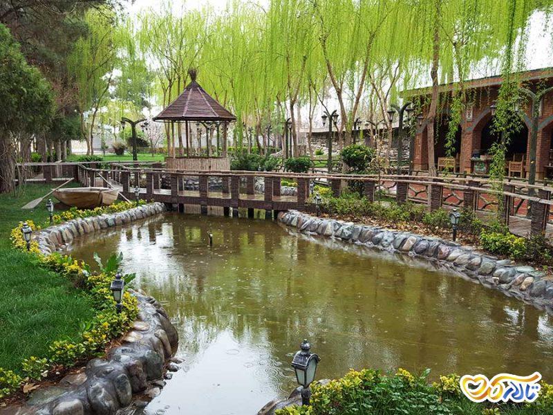 باغ تالار شیک احمد آباد