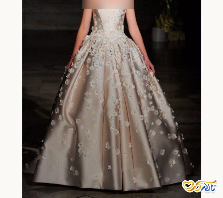 بهترین لباس عروس های 1400