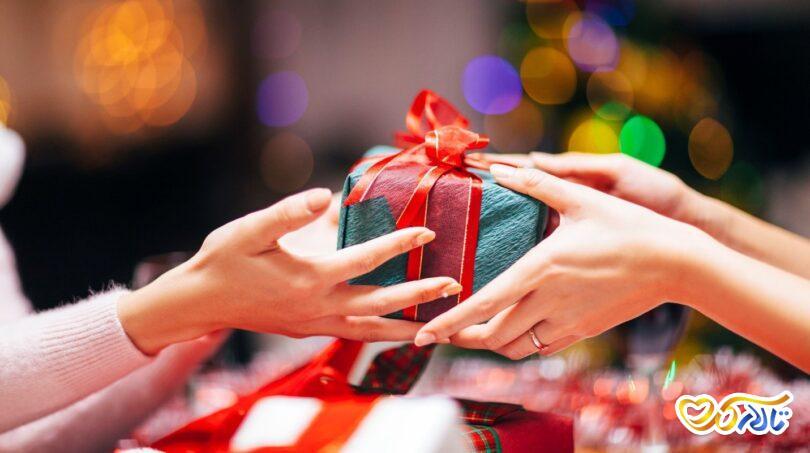 هدیه و کادوی مراسم و جشن عقد و عروسی