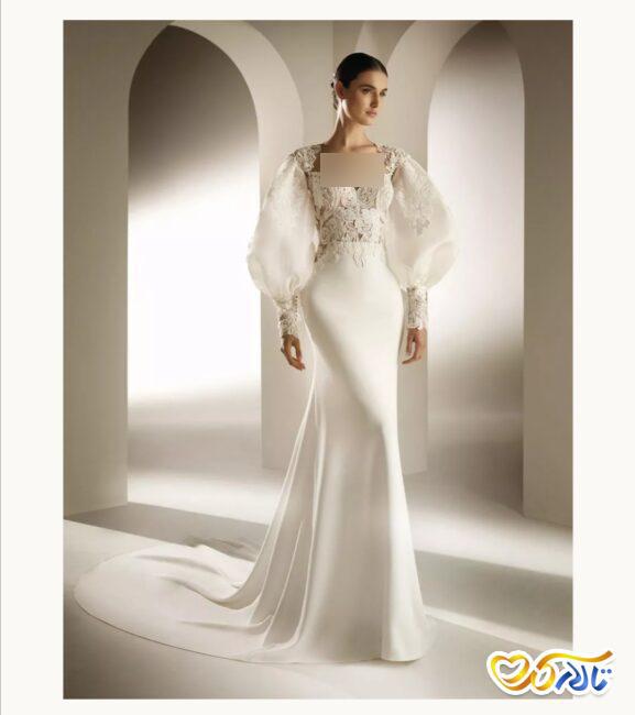 لباس عروس و داماد