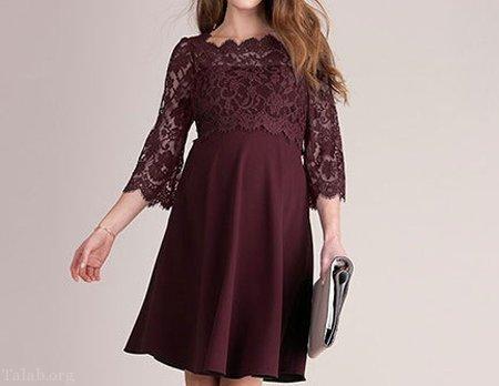 طراحی لباس بارداری