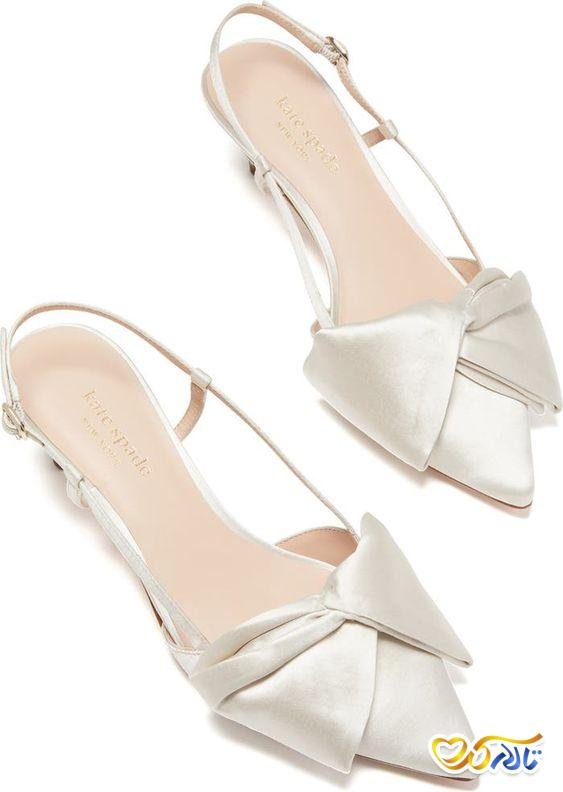 کفش عروس شیک و تابستانه