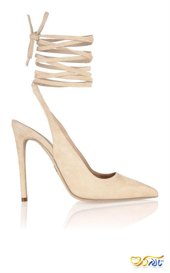 کفش عروس خاص و ترندی