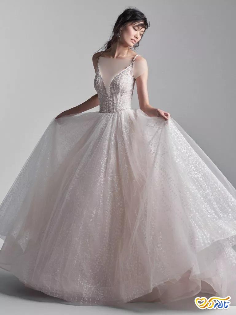 مدل خاص لباس عروس