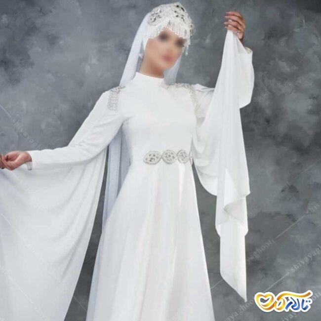 لباس عقد محضری با حجاب