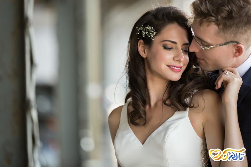 هزینه عکاسی مراسم عروسی