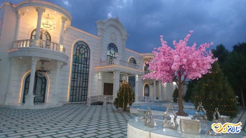 باغ تالار و عمارت سه گل