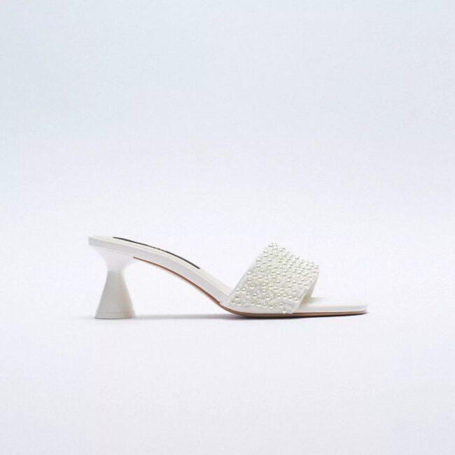 زیبا ترین کفش و صندل های عروس با قیمت مناسب