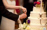 کاهش هزینه های کیک عروسی