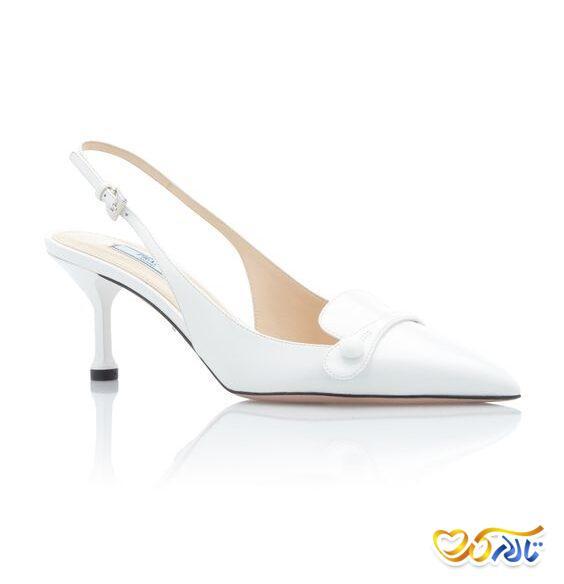 کفش عروس کاربردی و شیک