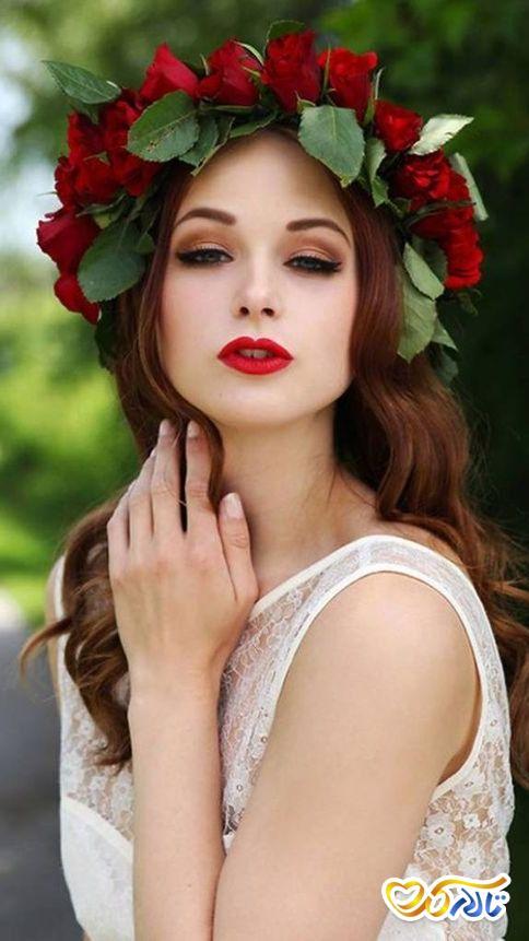 تست کردن مدل مو قبل از مراسم عروسی
