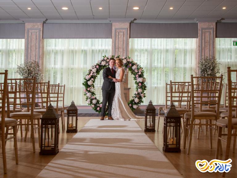 اجاره سالن برای مراسم عقد و عروسی تولد